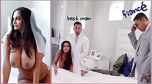 BANGBROS - Big Tits MILF Copulate Ava Addams Fucks Be imparted to murder Best Man