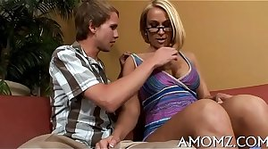 Grown-up pussy needs titillating banging