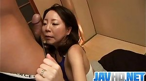 Sachiko Asian adult gets fucked until exhaustion