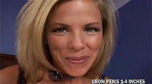 Kayla Synz - Hot MILF Screwed In Will not hear of Arse