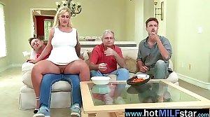 (ryan conner) Naughty Hot Milf Enjoy Sex On Beamy Monster Cock Tape clip-24