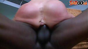 Black Guy Penetrates Hot Milfs Ass