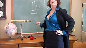 Sexy old spunker teacher loves in all directions have sex her juicy pussy for you