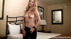 Cougar Lacy's first time video