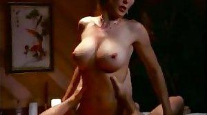 Hot masseuse Nikki Fritz gets fucked
