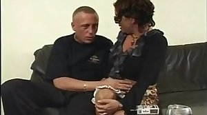 German MILF gets Satisfied after a Fight, Porn b7: