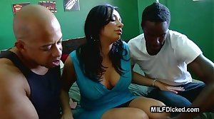 MILF Gets Fucked Her Big Latin Ass 1000