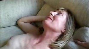 Blonde Milf Opens Ass Be advantageous to Husband