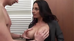 Men settle upon to hang out with busty women # 12