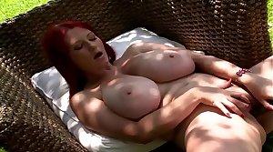 Redhead Mom
