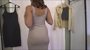 Mom And Laddie Dressing Room Sex