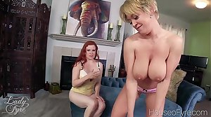 Step Old woman Made Me Impregnate Aunt Dee -FULL VID Dee Williams & Lady Fyre POV