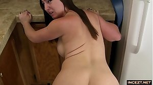 Fucking Your Mom in the Kitchenette - Mom and Son Fantasy Proscription Kristi