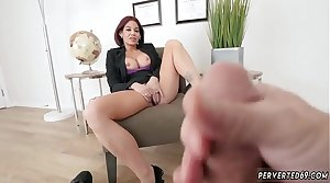 Milf anal sex hd Ryder Skye in Stepmother Sex Sessions