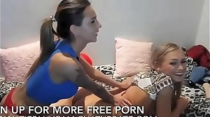 Hot sisters playing hardcore  be required of more *** Unconforming ON Chats4Free.com