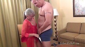 Milf Uses Grant-money to Satisfy Her Horniness