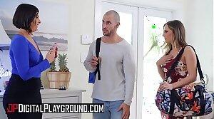 (Sydney Cole, Helena Price) - Turndown Service Episode 2 - Digital Playground