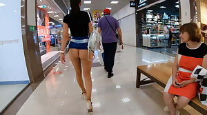 Shopping impecunious panties